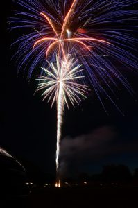 4th of July Fireworks at Stone Oak Country Club in Holland, Ohio, USA