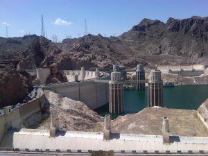 Hoover Dam - Clark County, Nevada, USA