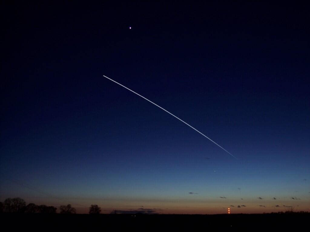 Spot the International Space Station - Live a Memory