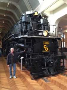Allegheny 1601 at The Henry Ford Museum