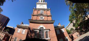 Independence Hall - Philadelphia, PA, USA
