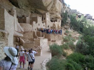 Mesa Verde National Park, Colorado, USA - Cliff Palace